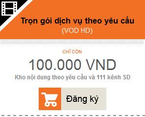 Truyền hình FPT gói 100K