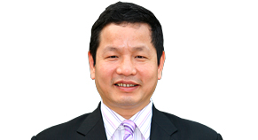 Chủ tịch FPT - Trương Gia Bình
