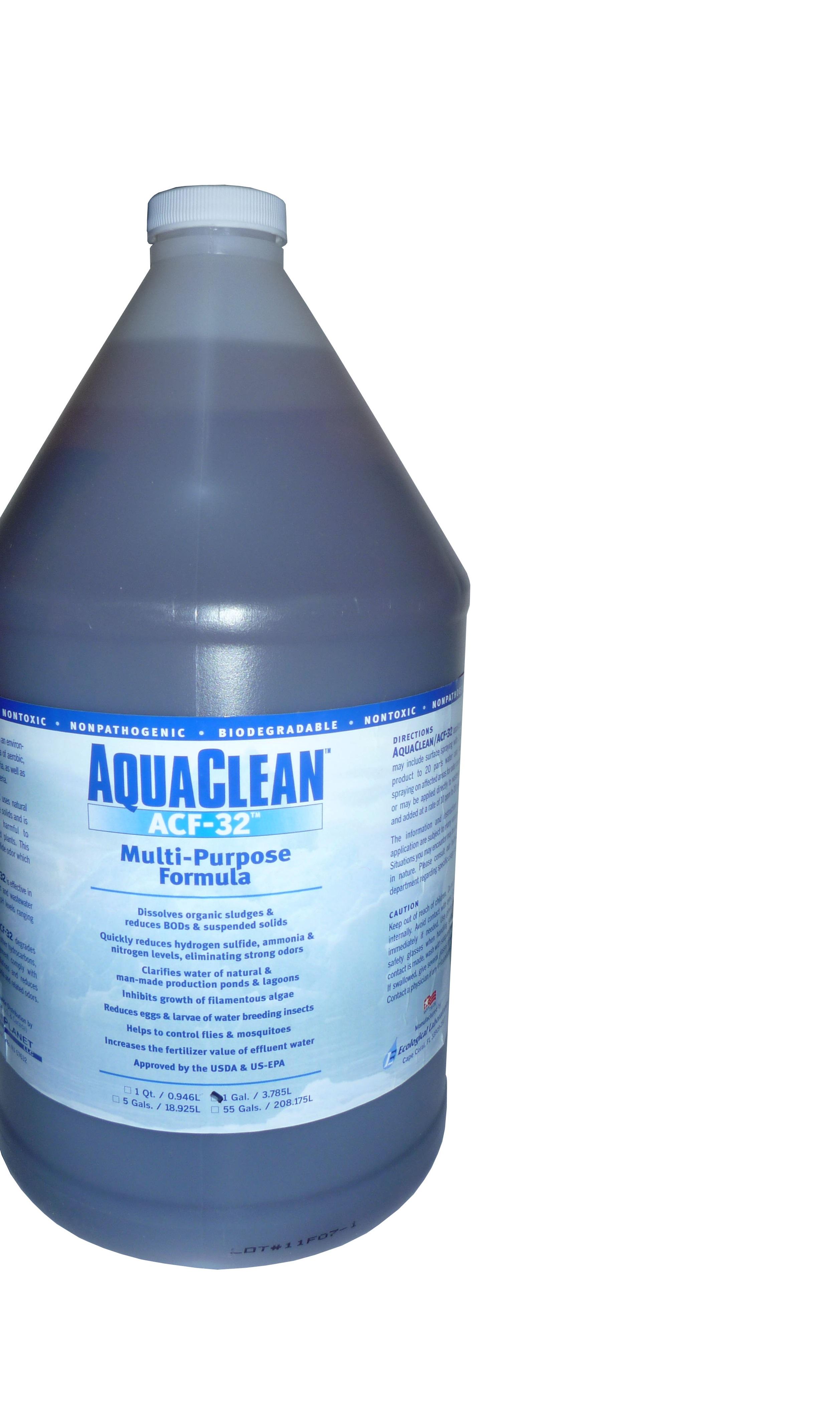 Aquaclean-MICROBE-LIFT /ACF 32(Xử lý nước thải, giảm BOD, COD)