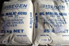 Hydroxybutanedioic acid - Acid Malic