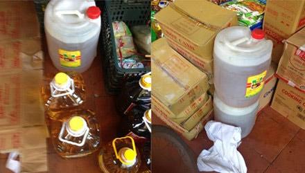 Dung dịch tẩy rửa dầu mỡ công nghiệp