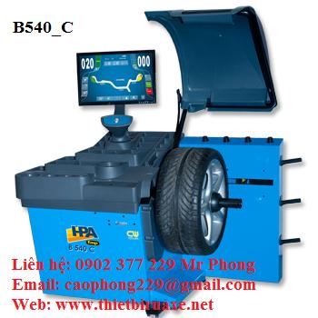 Máy cân mâm tự động B540
