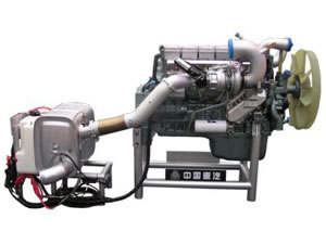 D12 Euro V Series Diesel Engine