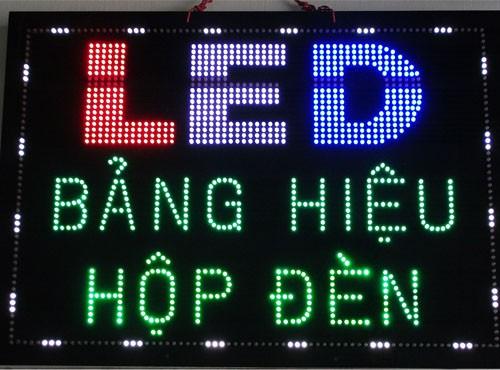 LÀM BẢNG HIỆU LED, ĐÈN LED, GIÁ LÀM BẢNG HIỆU LED