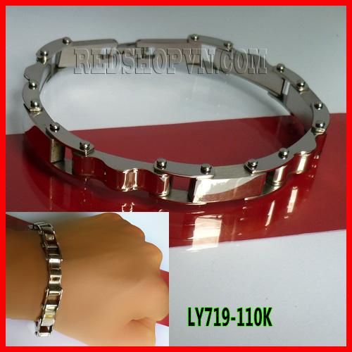 RedShopVN.com_ Thế giới Lắc Tay Inox Nam. - 14