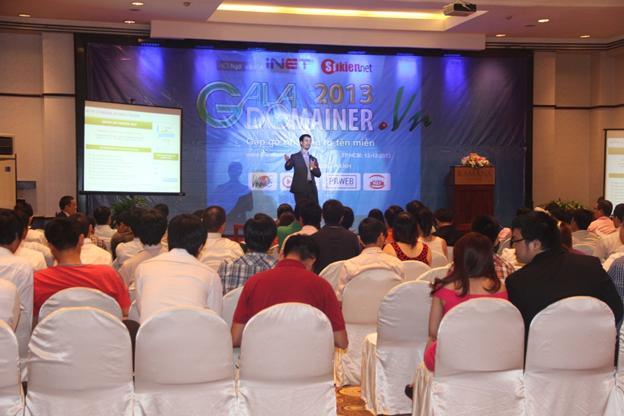 VNNIC tham gia sự kiện Gala Domainer 2013 tại TP. Hồ Chí Minh
