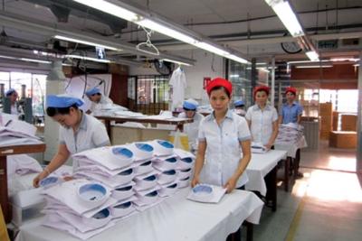 Chuyển hướng tích cực của ngành dệt - may, da giày
