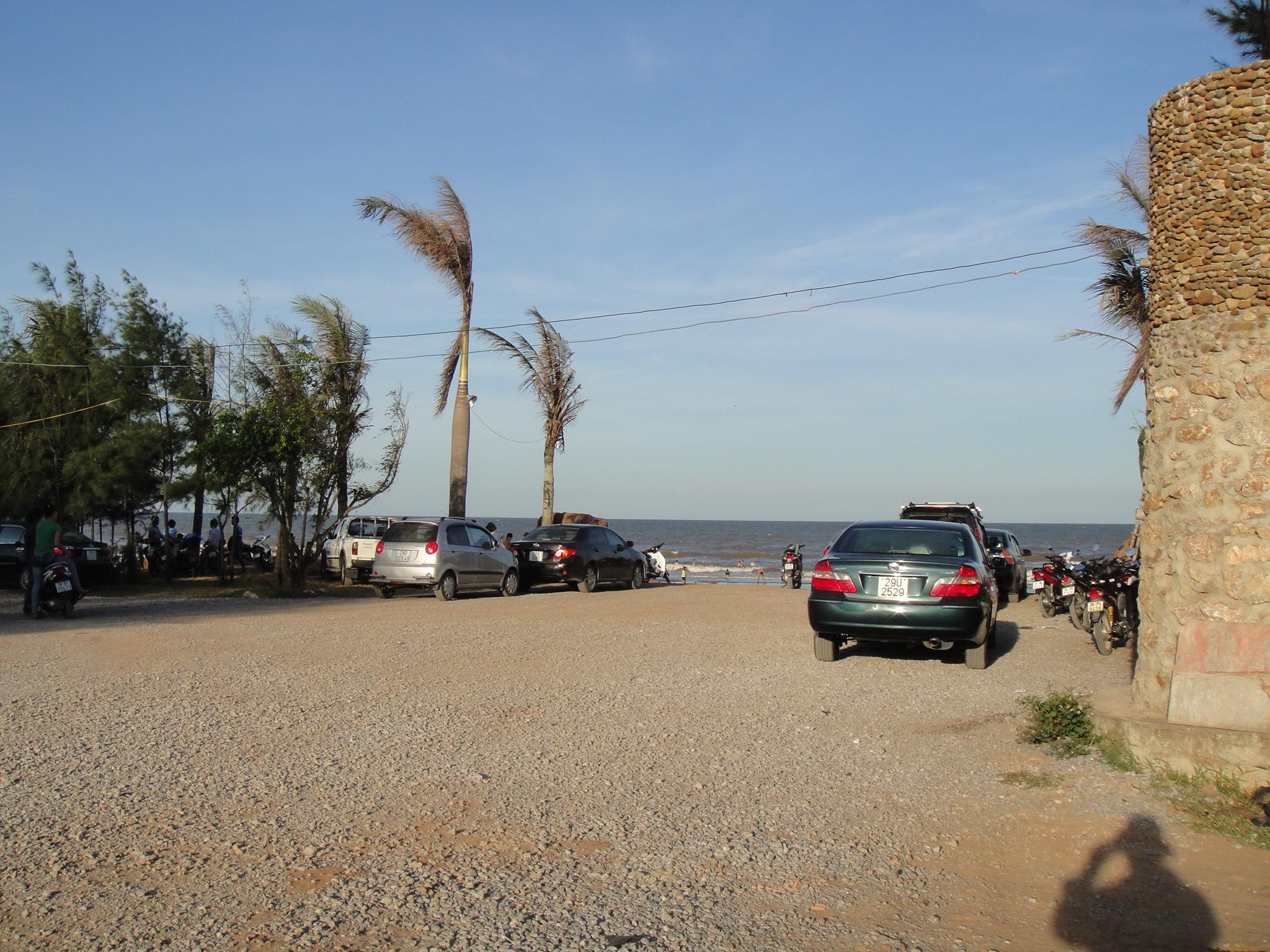 Khơi dậy tiềm năng du lịch biển ở xã Quảng Lợi