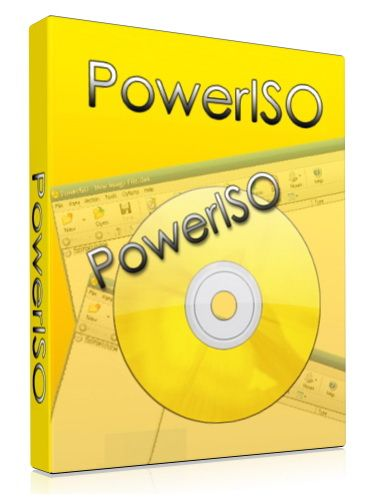 Phầm mềm tạo ổ đĩa ảo linh hoạt - Download PowerISO 5.8