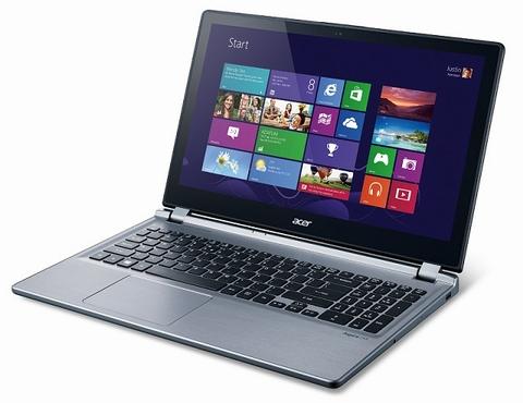 5 mẫu máy tính xách tay tốt nhất của Acer 2014