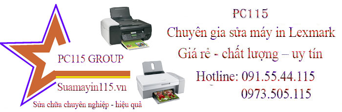 sua may in lexmark E322 tai nha