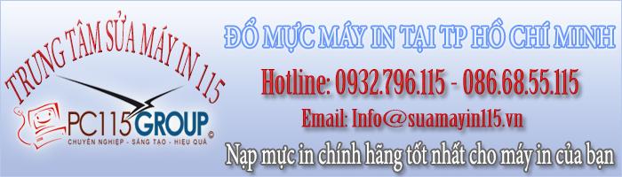 Đổ mực máy in tại quận Phú Nhuận