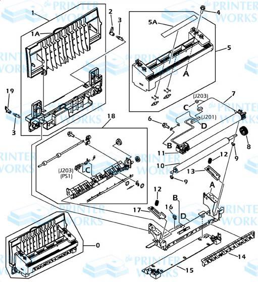 Hướng dẫn sửa máy in bị lem mực, kẹt giấy, lỗi không in được