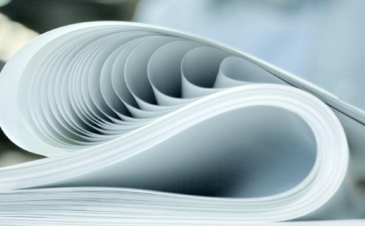 Các loại giấy sử dụng trong in ấn