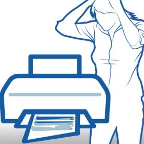 Cách khắc phục một số lỗi trên máy in