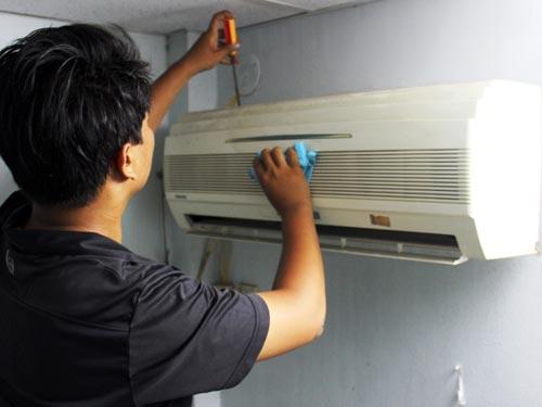 Dịch vụ sửa máy lạnh tại tp Hồ Chí Minh