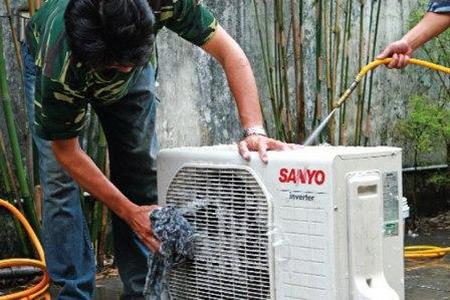Hướng dẫn cách vệ sinh máy lạnh