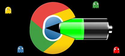 Google chrome an pin laptop cua nguoi dung