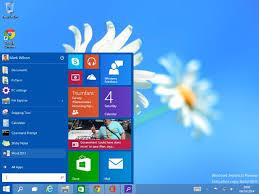 Start Menu của Windows 10 mang lại sự trải nghiệm mới