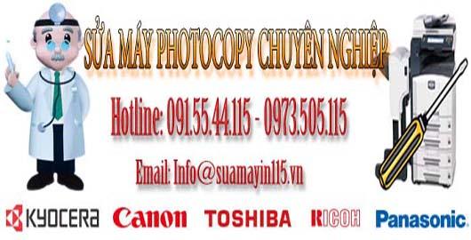 Sửa máy photocopy tại nhà| Sửa chữa máy photocopy