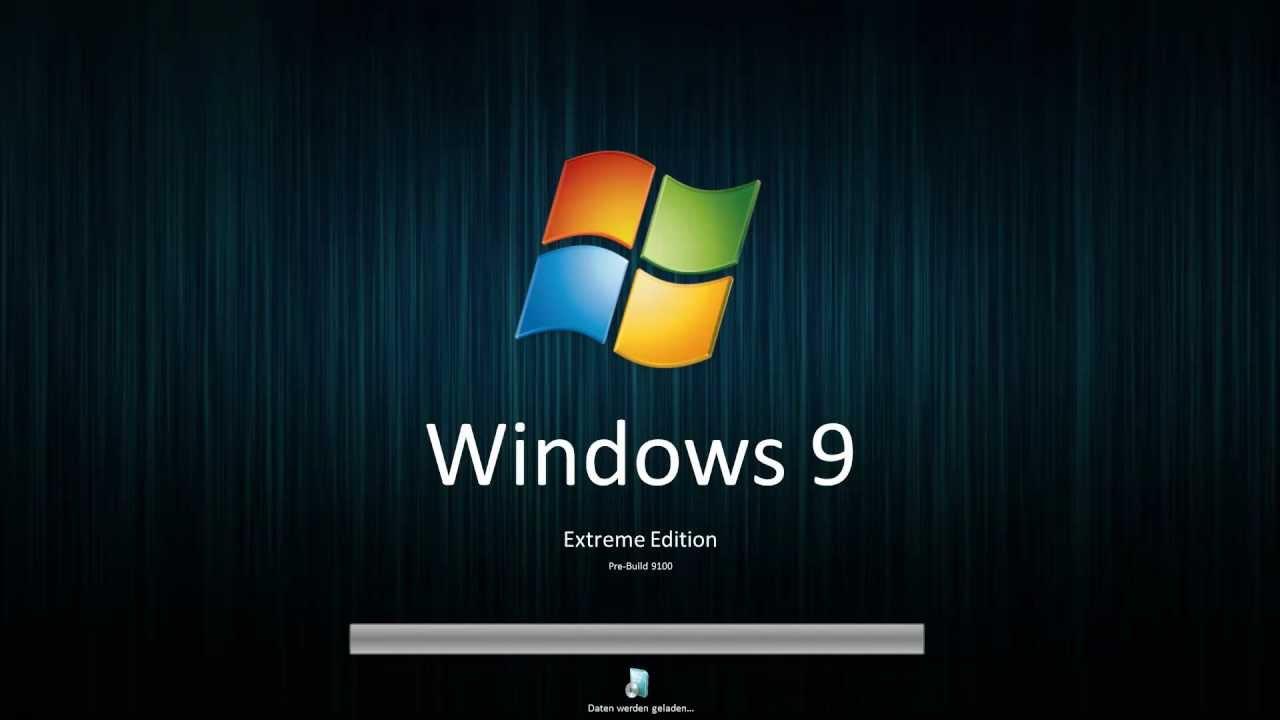 Windows 9.0 sap ra ban dung thu cho khach hang