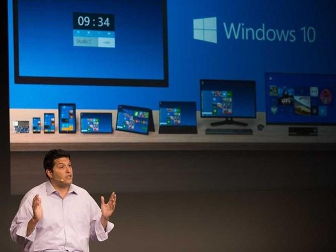 windows 10 có thể chạy trên nhiều thiết bị