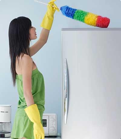 Hướng dẫn tự vệ sinh bảo trì bảo dưỡng tủ lạnh