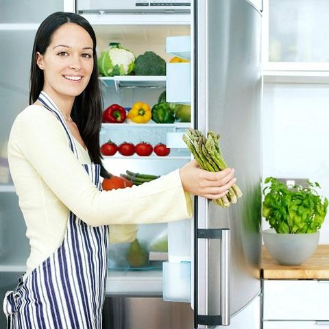 Sử dụng tủ lạnh đúng cách khi mới mua về