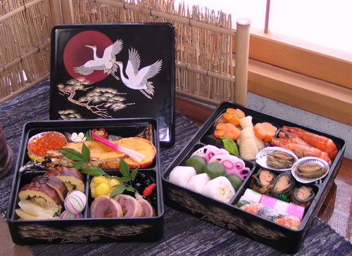 Tính thiên nhên trong ẩm thực Nhật Bản