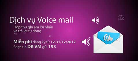 Hộp thư thoại Voice mail