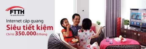 Thay Đổi khuyến Mại Cáp Quang Viettel Từ 15/10 - 15/11/2013