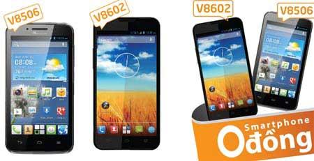 Viettel : Ra mắt 2 dòng máy Smartphone