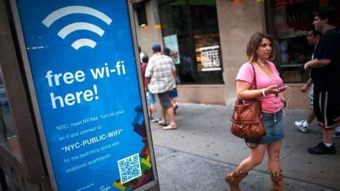Xây dựng mạng wifi thành phố lớn nhất thế giới tại New York