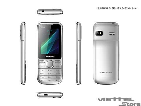 dien thoại-viettel-v6501