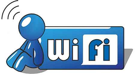 Sử dụng mạng internet Wi-Fi để điều khiển malware