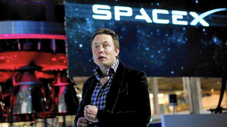 Elon Musk : Người muốn đưa Internet lên sao Hoả