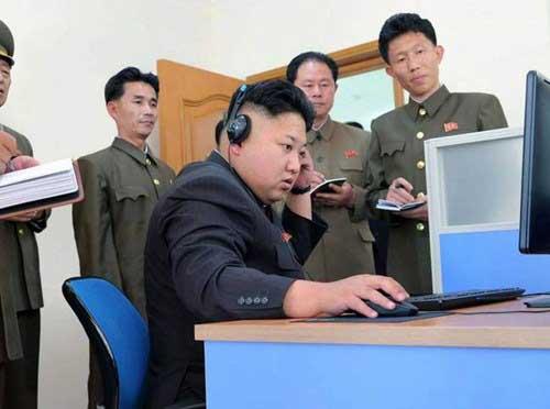 Triều Tiên bất ngờ bị đánh sập mạng lưới internet