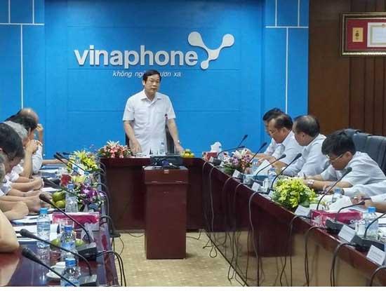VinaPhone trở thành trụ cột của VNPT