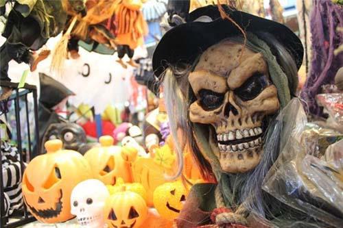 Chơi Halloween 2014 chỗ nào ở Hà Nội