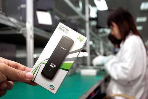 Quý 1/2013, Viettel sẽ sản xuất USB 3G IPv6 đầu tiên