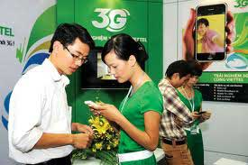 dịch vụ internet 3g viettel