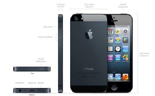 Viettel chính thức cung cấp điện thoại iPhone 5 chính hãng