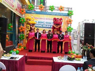 Viettel mở thêm cửa hàng bán lẻ lên con số 140