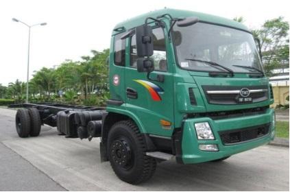 Xe tải 8 tấn Cửu Long