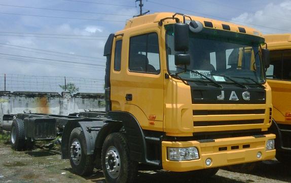 Bán Xe tải Jac 2 dí 1 cầu