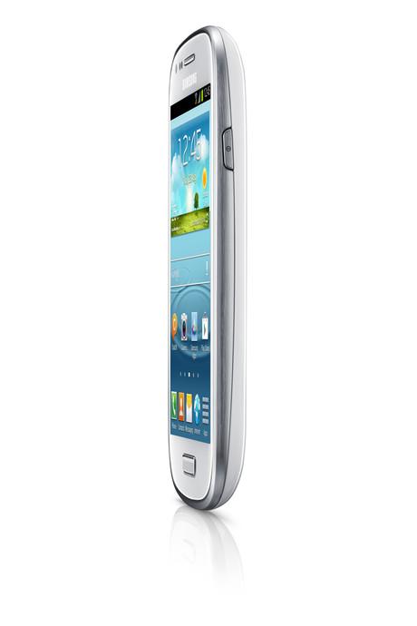 Samsung chính thức công bố Galaxy S III Mini chạy Jelly Bean