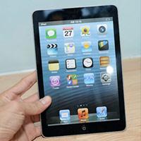 iPad mini sở hữu màn hình chất lượng