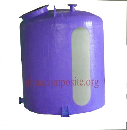 bồn chứa hoá chất 3