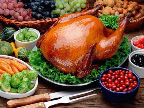 Món ăn truyền thống các nước dịp Noel