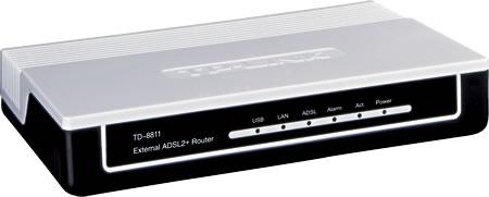 Modem ADSL TP Link TD-8811